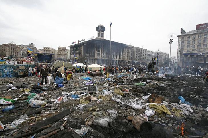 Хроніка Революції Гідності: Найкривавіший день Євромайдану - фото 8