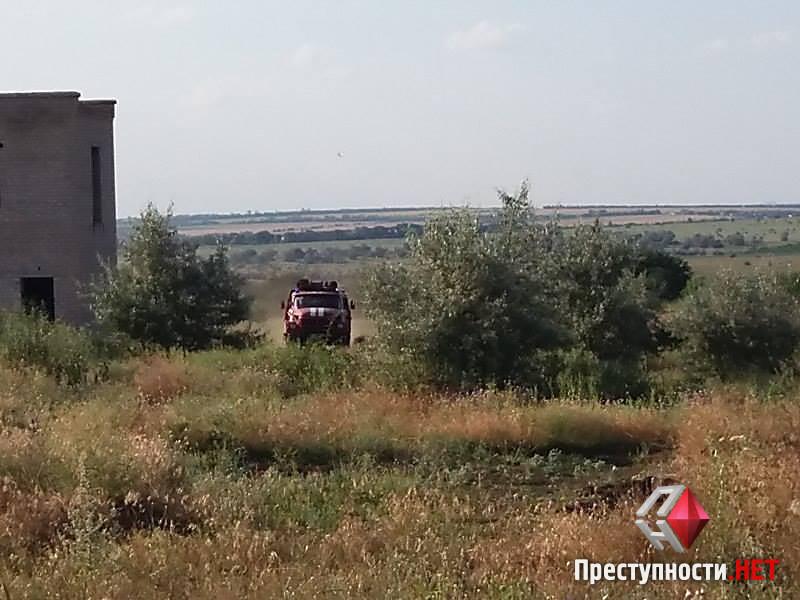 У Миколаєві знову горіло несанкціоноване звалище - фото 3