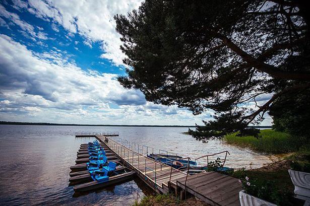 Біле озеро у Рівненській області фото