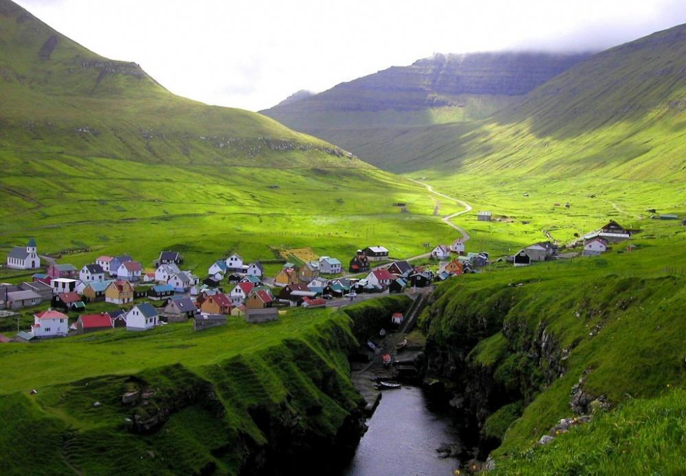 10 мальовничих селищ, в яких хочеться жити  - фото 6