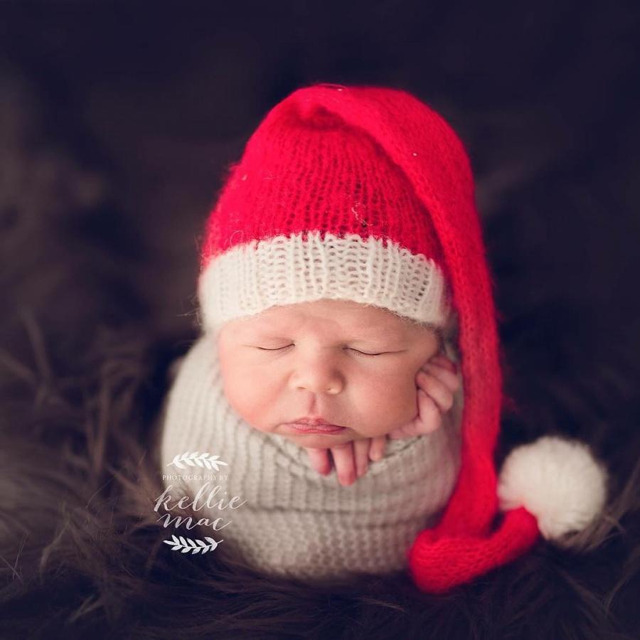 ТОП-15 надзвичайних різдвяних фотосесій немовлят  - фото 14