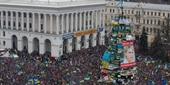 Як змінювалася головна новорічна ялинка України протягом півстоліття - фото 15