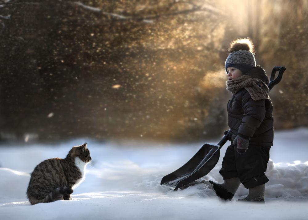 Коли слова зайві: як діти спілкуються з тваринами  - фото 8