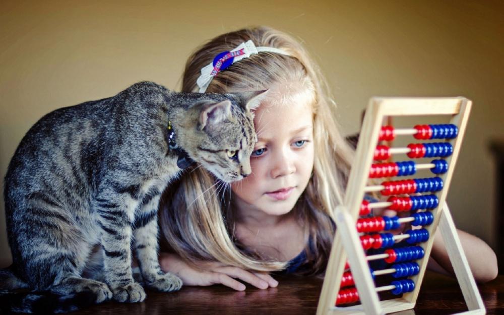 Коли слова зайві: як діти спілкуються з тваринами  - фото 2