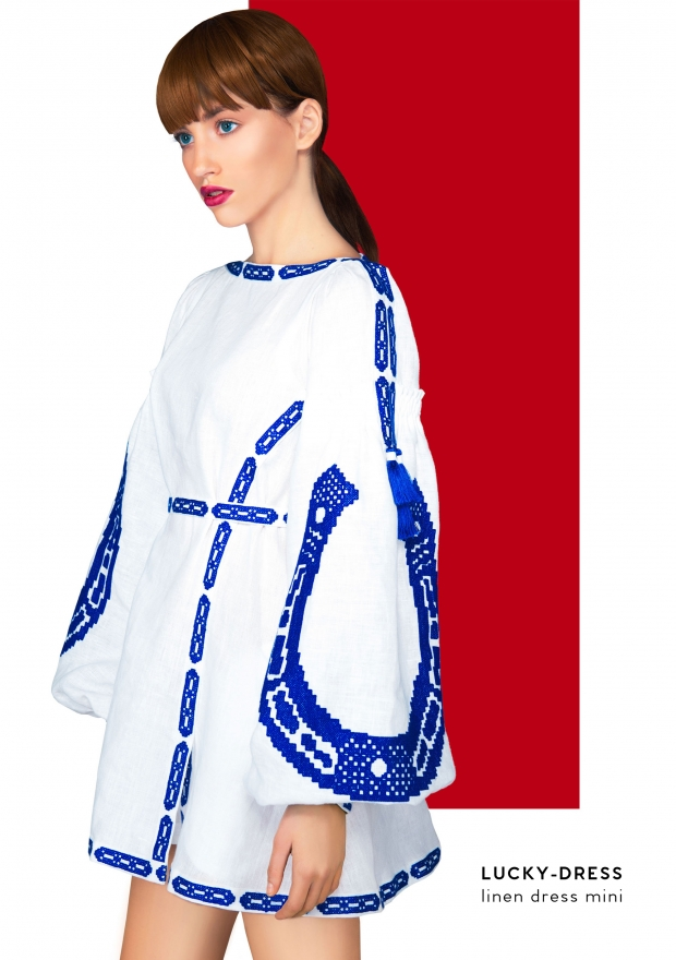 Українські вишиванки продаватимуть у найвідомішому магазині Лондона - фото 1