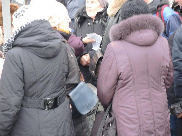 Під Раду стягують колони мітингуючих, - ЗМІ - фото 3