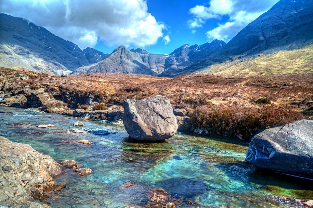 Як виглядає неймовірно казковий острів у Шотландії - фото 10