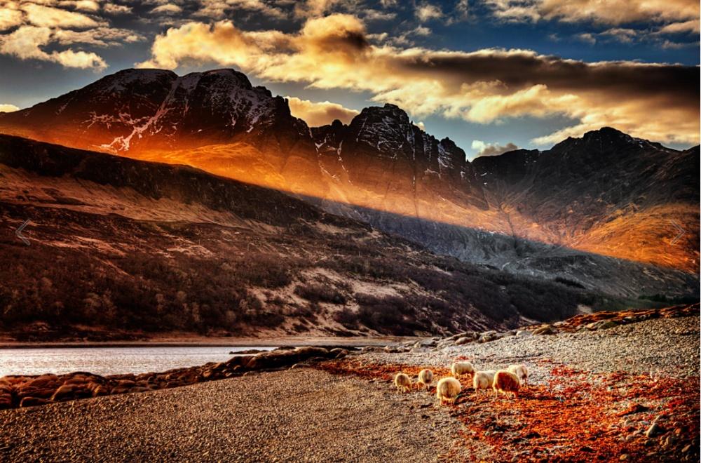 Як виглядає неймовірно казковий острів у Шотландії - фото 8