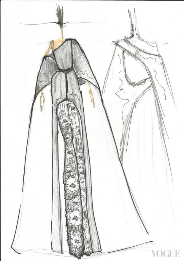 Джамала обрала вбрання для Євробачення - фото 1