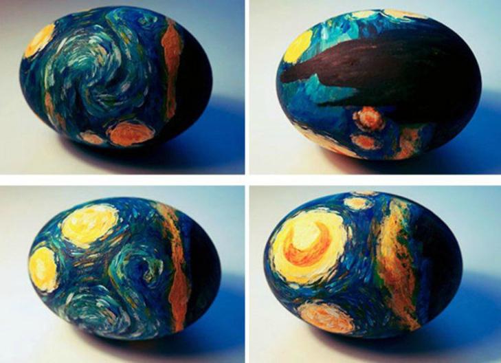 35 креативних ідей для Великодніх яєць - фото 26