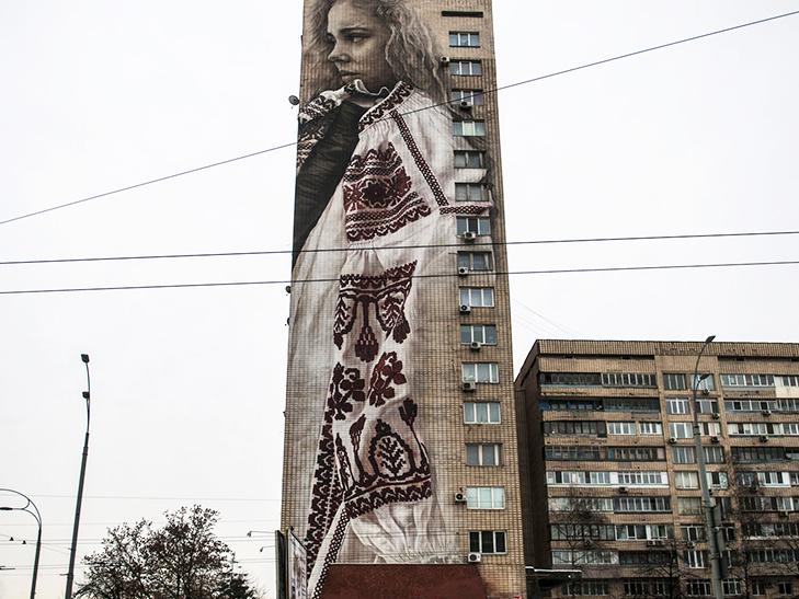 Каталог муралів Києва. Частина 2 - фото 4