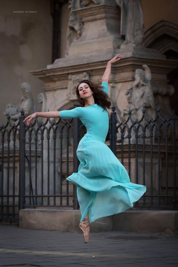 Українські танцівники долучилися до міжнародного проекту Ballerina  - фото 6