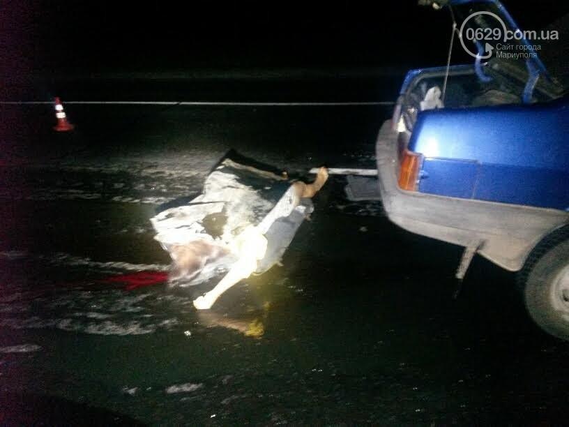 Під Маріуполем сталася смертельна ДТП за участю військової техніки - фото 2