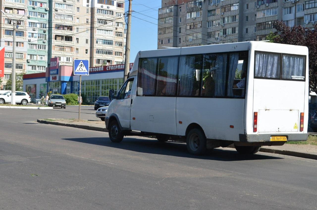 У Миколаєві з'являться цивілізовані зупинки на Херсонському шосе