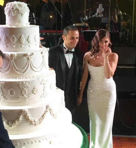 Як дочка екс-регіонала Васадзе відгуляла весілля  - фото 4