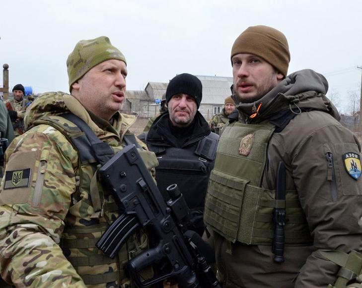 Чи поховає Білецький з «Азовом» Веймарську Україну? - фото 4