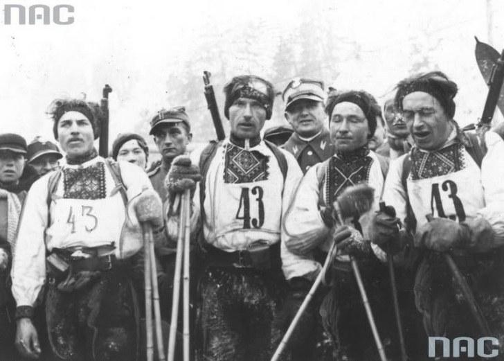 Як гуцули у вишиванках сто років тому в біатлоні змагалися - фото 1