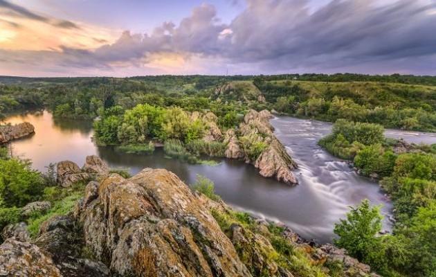 Бузький Гард увійшов в трійку найгарніших місць України - фото 1