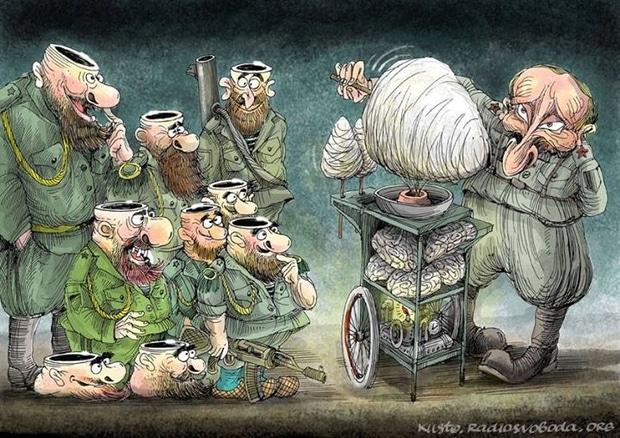 В українському конкурсі карикатур на Путіна переміг росіянин - фото 3