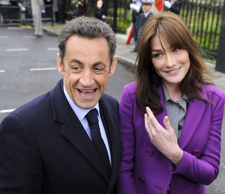 Карл та Карла: що поєднує видатного художника та дружину екс-президента Франції  - фото 5