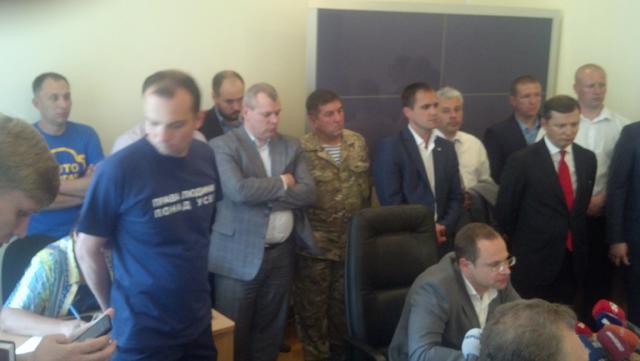 Регламентний комітет повторно слухає справу Клюєва (ФОТО) - фото 4