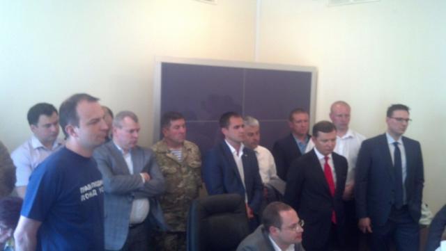 Регламентний комітет повторно слухає справу Клюєва (ФОТО) - фото 6