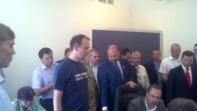 Регламентний комітет повторно слухає справу Клюєва (ФОТО) - фото 5