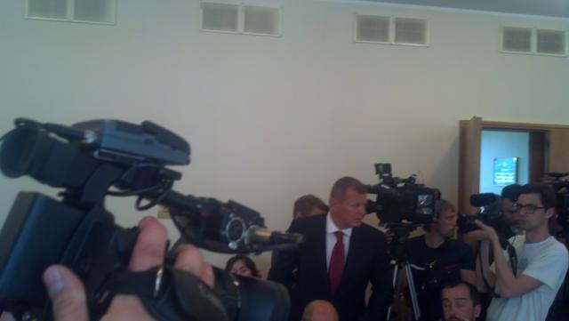 Регламентний комітет повторно слухає справу Клюєва (ФОТО) - фото 3