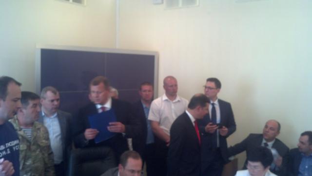 Регламентний комітет повторно слухає справу Клюєва (ФОТО) - фото 2