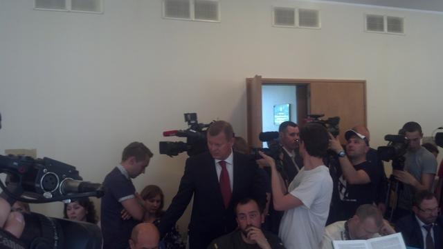 Регламентний комітет повторно слухає справу Клюєва (ФОТО) - фото 1