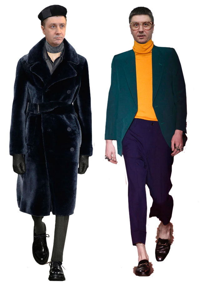 Як треба одягатися Кириленку, щоб хоч якось відповідати своїй посаді - фото 1