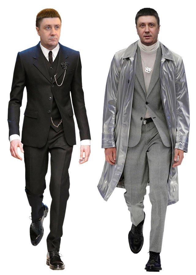 Як треба одягатися Кириленку, щоб хоч якось відповідати своїй посаді - фото 3