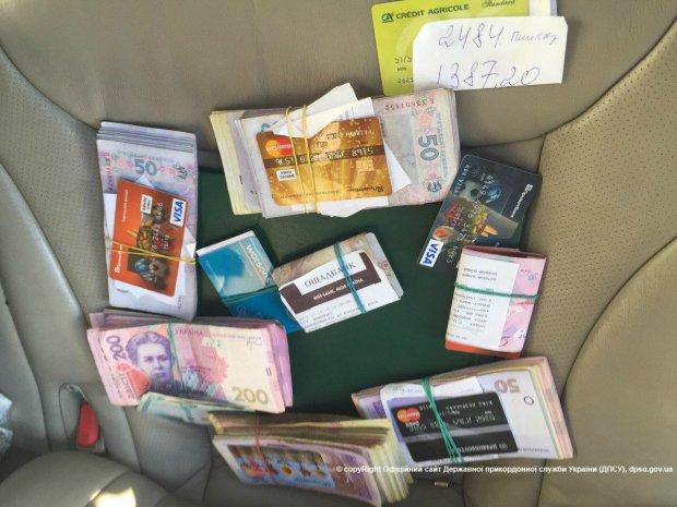 Митники затримали терориста, який віз на Донбас українські паспорти та гроші  - фото 1