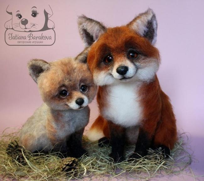 Як виглядають іграшки, які дуже схожі на справжніх тварин  - фото 1