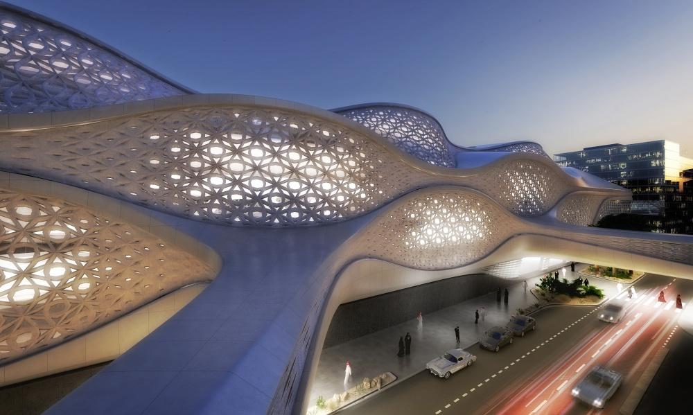 Надзвичайні будівлі архітектора Захи Хадід - фото 12