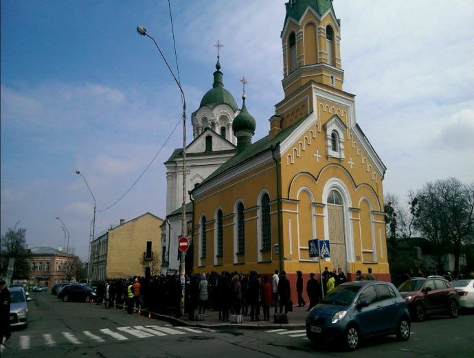У Києві прощаються з Георгієм Гонгадзе (ОНОВЛЮЄТЬСЯ) - фото 2