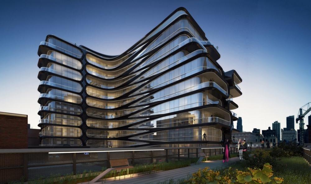 Надзвичайні будівлі архітектора Захи Хадід - фото 10