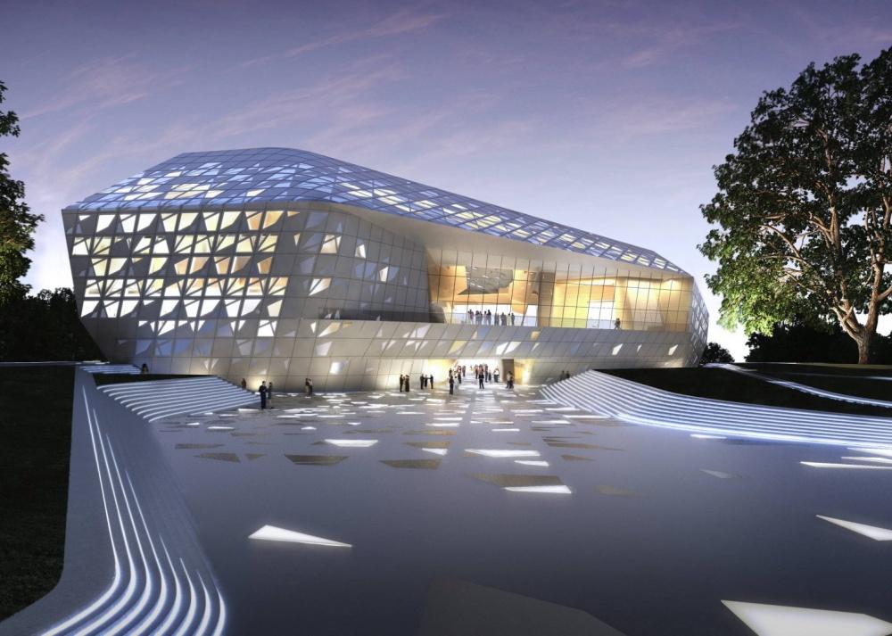 Надзвичайні будівлі архітектора Захи Хадід - фото 8