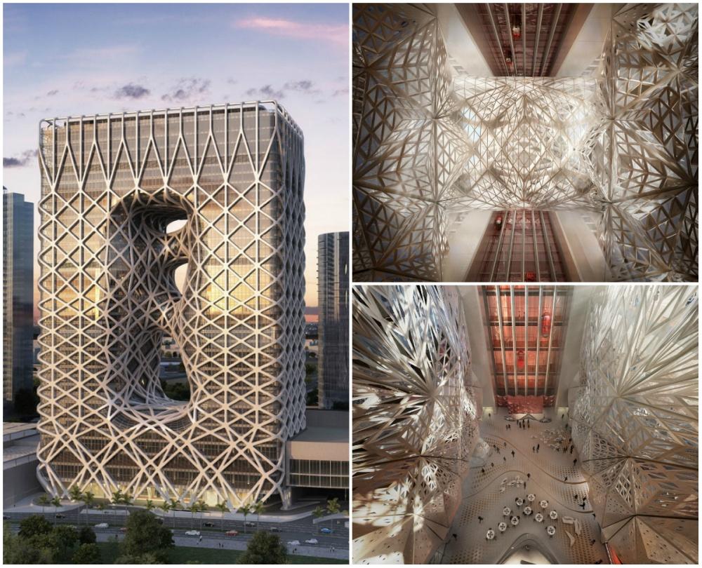 Надзвичайні будівлі архітектора Захи Хадід - фото 7