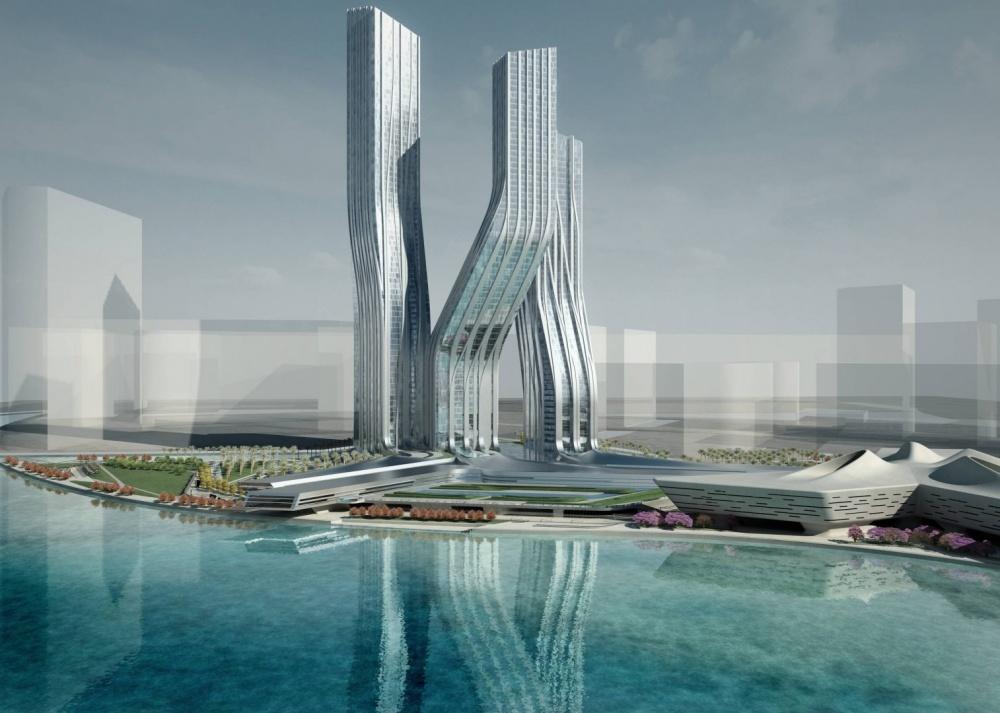 Надзвичайні будівлі архітектора Захи Хадід - фото 4
