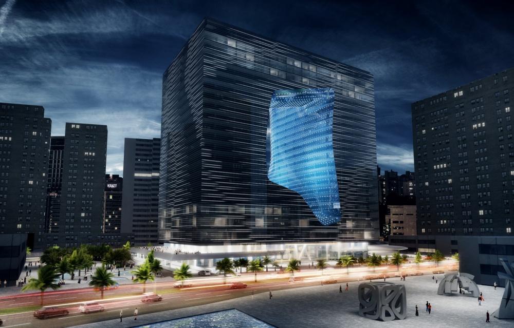 Надзвичайні будівлі архітектора Захи Хадід - фото 3
