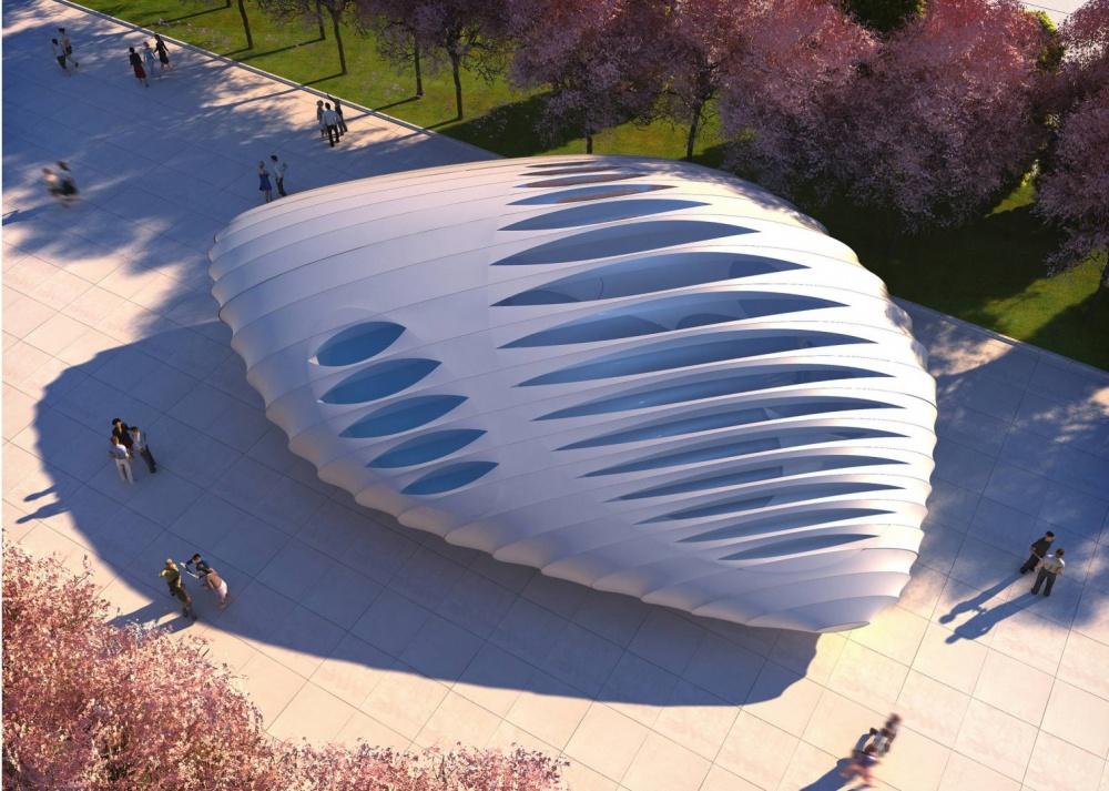 Надзвичайні будівлі архітектора Захи Хадід - фото 2
