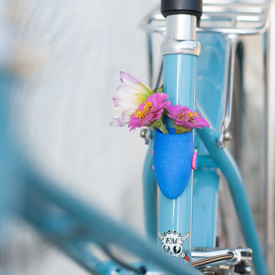 Новий хіт сезону: вази, які кріпляться до велосипедів - фото 4