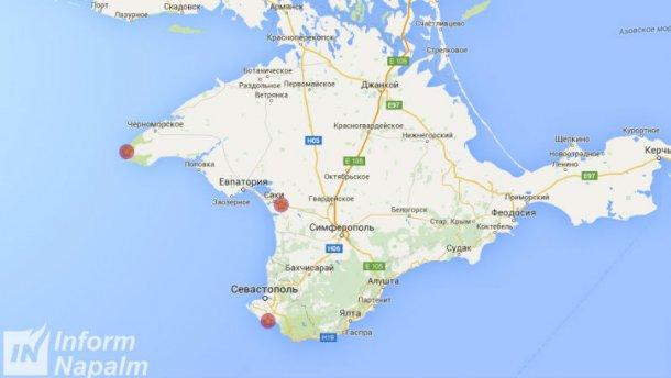 Росія перекинула в Крим ракетні комплекси БАЛ  - фото 1