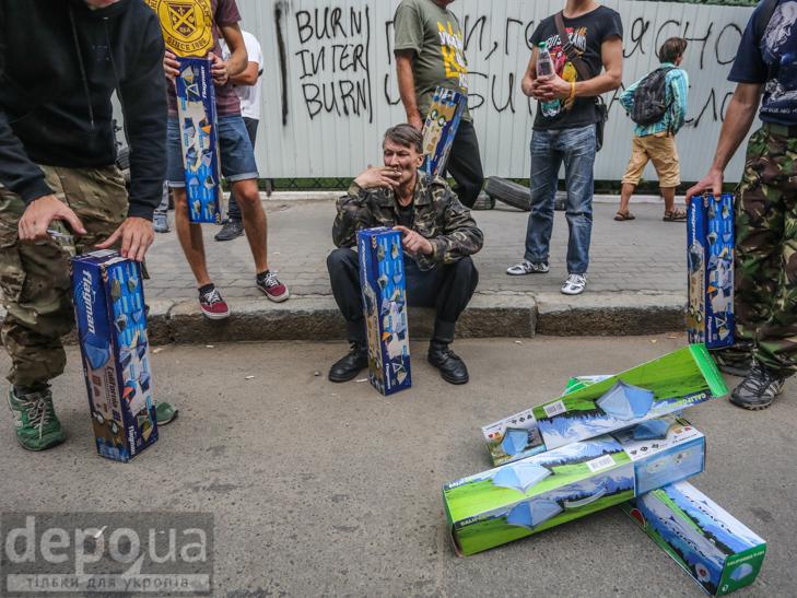 """Як """"майданять"""" Інтер (ФОТОРЕПОРТАЖ) - фото 15"""