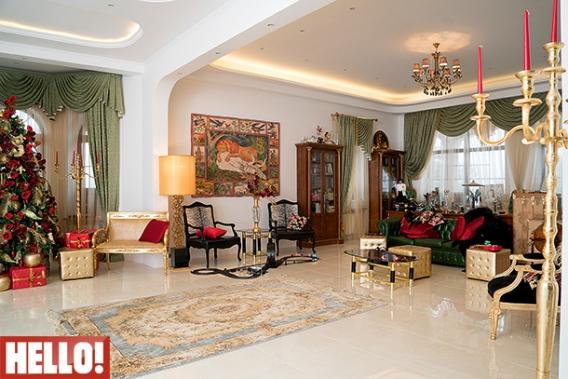 Філіп Кіркоров вперше показав свій розкішний будинок - фото 6