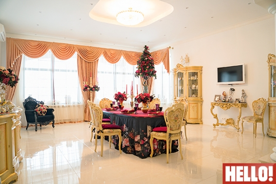 Філіп Кіркоров вперше показав свій розкішний будинок - фото 5
