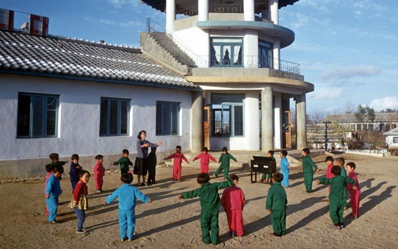 Як виглядають дитячі садки у різних країнах  - фото 9