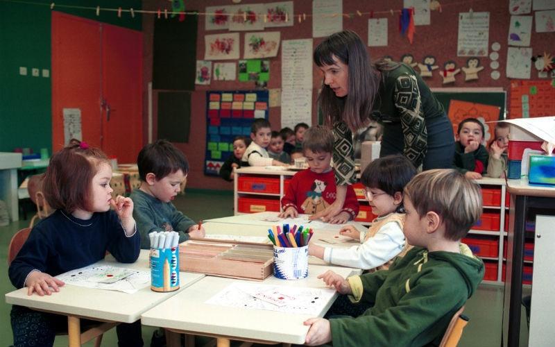 Як виглядають дитячі садки у різних країнах  - фото 4