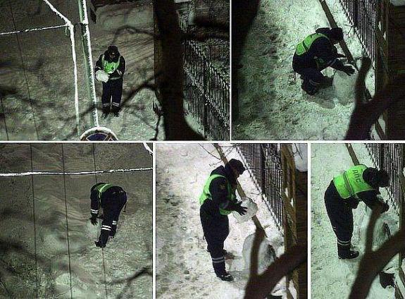 ТОП-5 найгарніших сніговиків Києва - фото 5